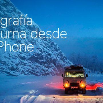 Apple revela las mejores fotos en modo nocturno tomadas con un iPhone