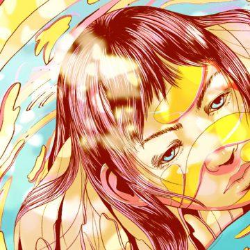 Ilustración surrealista de Carolina Rodríguez Fuenmayor