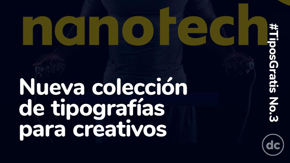 #TiposGratis No.3 – Nueva colección de 12 tipografías para creativos