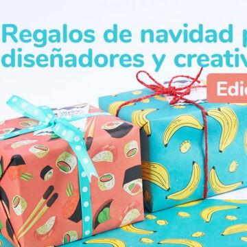 Top 10 de regalos de navidad para diseñadores y creativos – Edición 2020